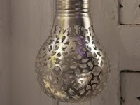 A Bit of Bees Knees Lace Light Bulb