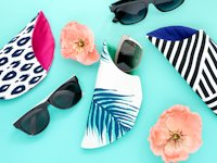 A Kailo Chic Life Sunglass Case