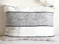A Pretty Fix Woven Pillow