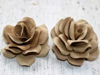 Accents and Petals Toilet Paper Roll Rose