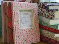 Amy J Delightful Picture Frames from Fabric Covered Books