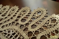 Ars Una Species Mille Crochet Bruges Lace