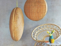 BRIGITTE Basket Lamps