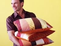 Better Homes and Gardens Ties Pillows