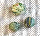 Blisstree Fabric Covered Beads