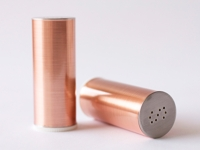 Brit + Co Copper Salt and Pepper Shakers