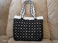 CREATIVITIES Crochet Handbag