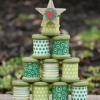 sei lifestyle Spool Christmas Tree