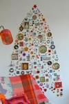 apartment therapy Wall Collection Christmas Tree