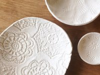 Conscious Craft Stamped Clay Bowls