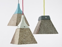 Dear Human Papermache Lampshades