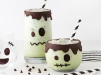 Design Eat Repeat Frankenstein Halloween Milkshakes
