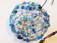 Everyday Art Wire and Bead Ornament