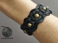 Glòria Fort Celtic Braid Bracelet