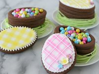 Glorious Treats Easter Egg Cookie Boxes