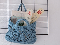 Gosyo Little Crochet Bag