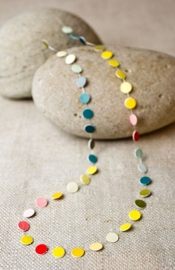 HANDMADE Kultur Confetti Necklace