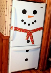 Hands On-As We Grow Snowman Fridge