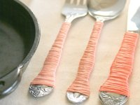 Heart Handmade UK Fancy Cutlery