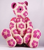 Heidi Bears Crochet Hexagon Bear
