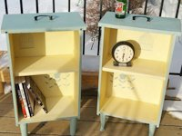 Hometalk Shannon O-Junkflirt Recycled Drawers Tables