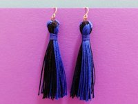 How Did You Make This Kris Two-Color Tassels