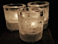 Intimate Weddings Ice Votives
