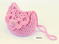 Is laura Crochet Purse