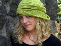 Knit Picks Knitted Cloche