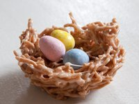 Lisa Leonard Edible Easter Egg Nests