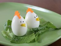Loulou Easter Egg Chickens