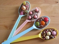 MerisikGallery Chocolate Dipped Spoon