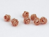 Mixed Kreations Jewelry Craft Blog Copper Wire Beads