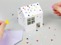Mr Printables Pop Up House Card