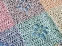 New Leaf Designs Crochet Motif Blanket
