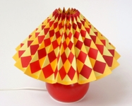 PaperMatrix Woven Paper Lampshade