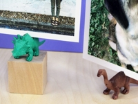 Photojojo Not Only Dino Photo Holder