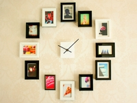 Photojojo Pictures Clock
