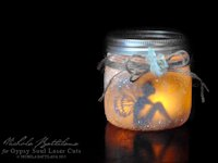 Pixie Hill Fairy Votive