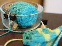 Pocket Pause Yarn Bowl