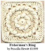 Priscilla Hewitt Fishermans Ring