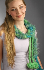 Provo Craft Alicia Underwood Braided Scarf