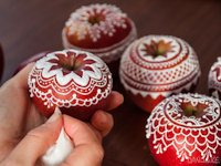 SAShE daniela k Decorated Apples
