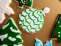 Serious Eats Christmas Ornament Cookies
