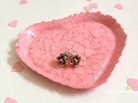 Sundry Creation Heart Jewelry Dish