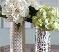 The Craft Patch Metallic Vase