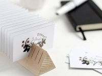 The Merrythought Business Card Holder