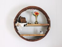 The Merrythought Circle Shelf from Basket