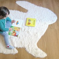 The Sewing Rabbit No Sew Rabbit Rug