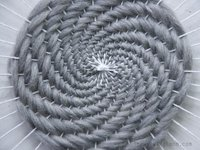 The Weaving Loom Circular Woven Wall Art